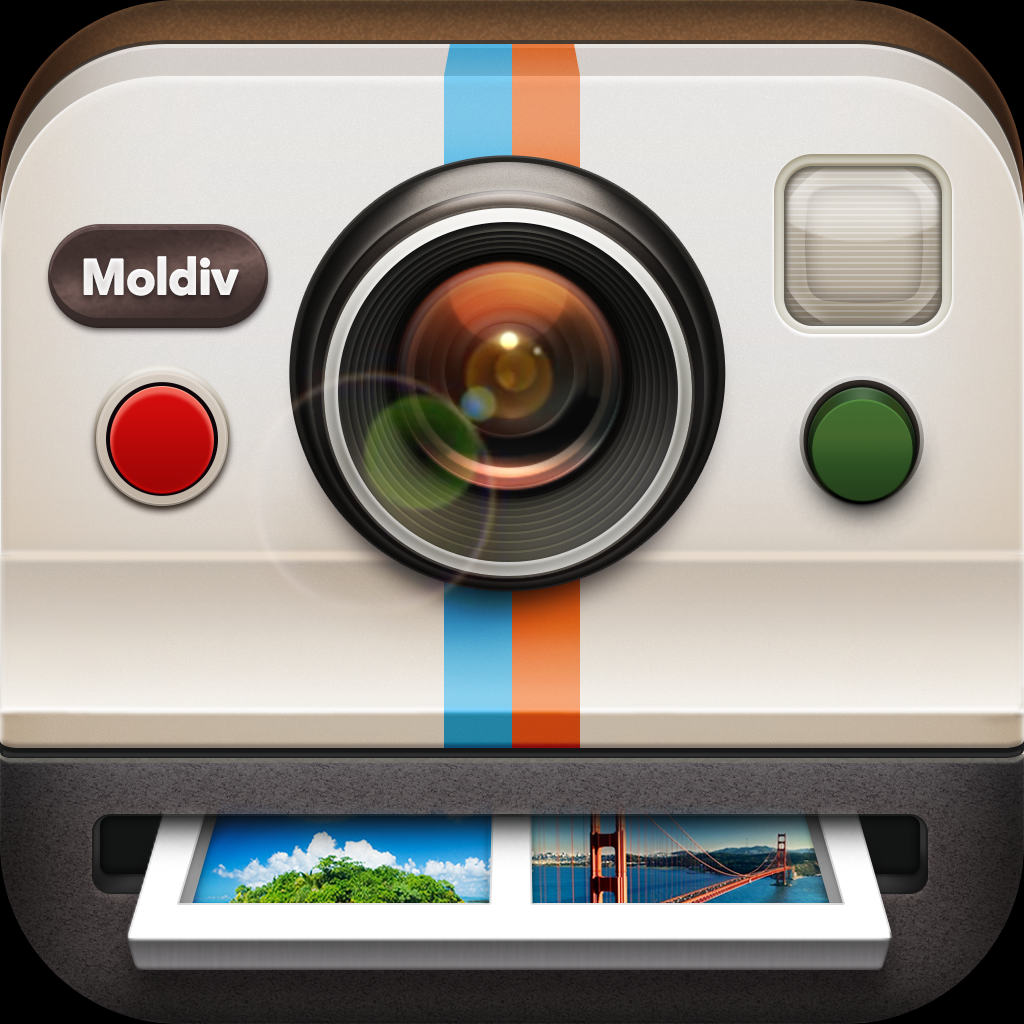 Moldiv – Collage Photo Editor by JellyBus Inc. icon