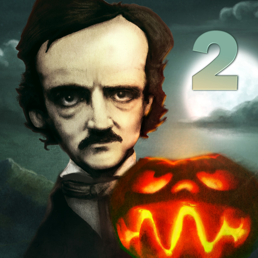 Buy iPoe 2 - The Raven, The Black Cat and Other Edgar Allan Poe Interactive Stories on the App Store